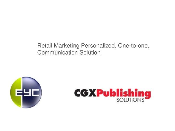 Targeted Marketing Evolution