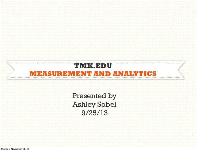 Digital Media: Measurement & Attribution