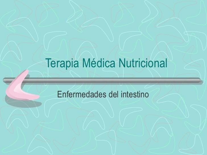 Tmn enfermedades intestinales