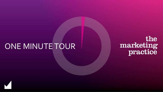 ONE MINUTETOUR