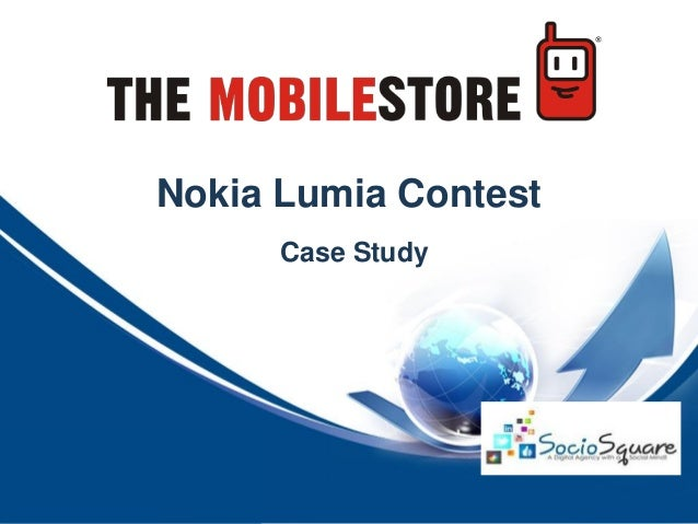 The Mobile Store - Twitter Case Study