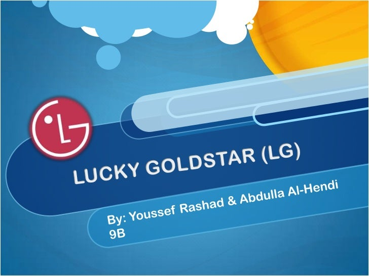 The Year LG Was Established The transnational company, LG (Life's Good), was originally established in 1958 as Gold Star. ...