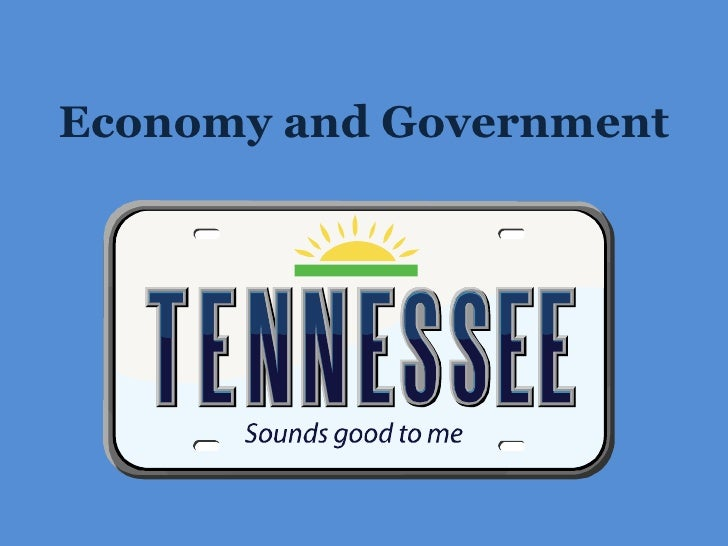 TN Economy and Government