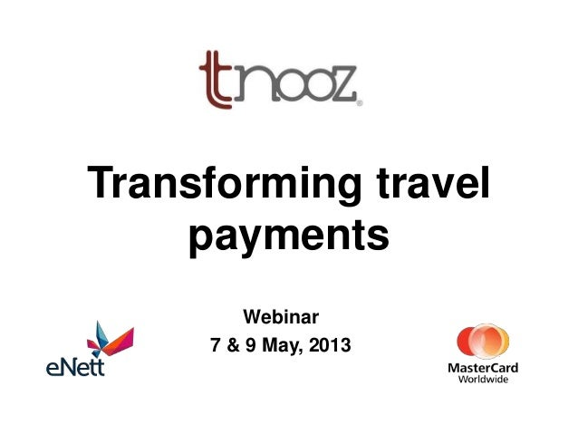 How travel payments are transforming the industry