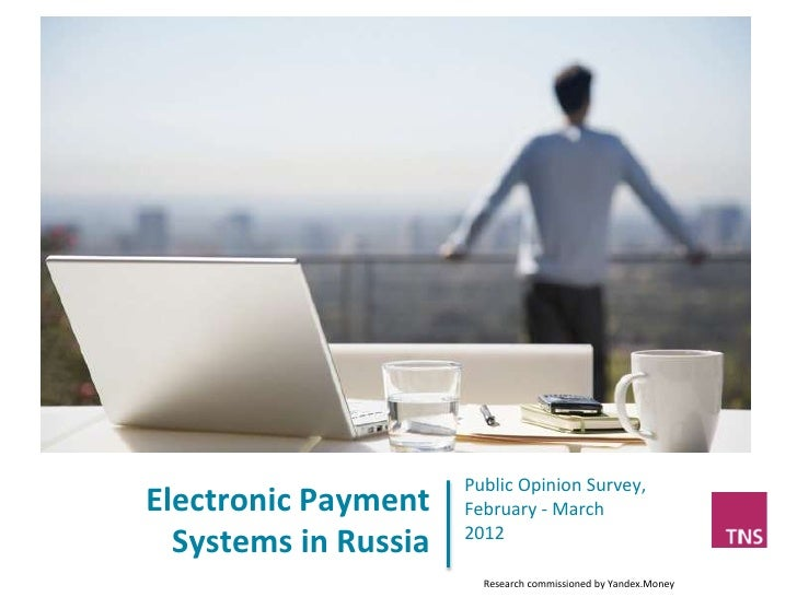 Electronic Payment Systems in Russia