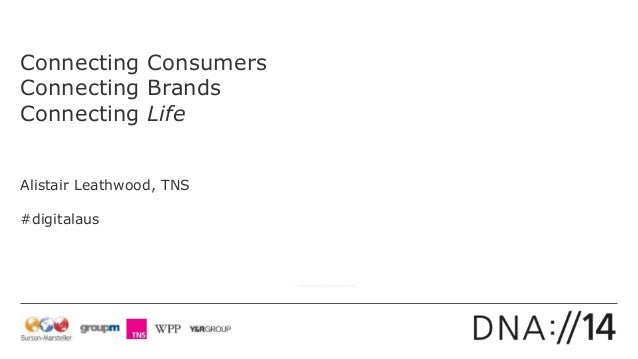 DNA://14 Connecting Consumers, Connecting Brands, Connecting Life by Alistair Leathwood