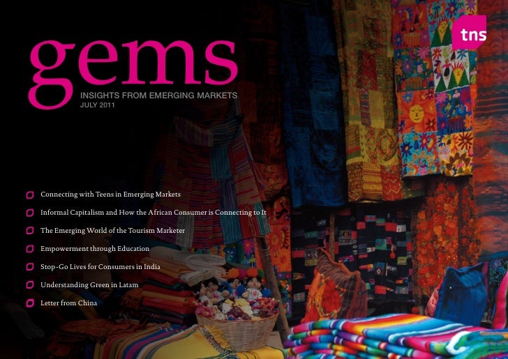 GEMs - Insights from Emerging Markets - Issue 4