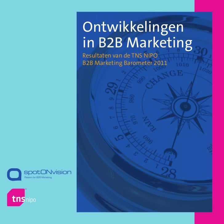B2B Content Marketing onderzoek