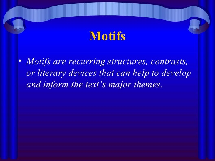 motif theme and symbol mfka Themes themes are the fundamental and often universal ideas explored in a literary work themes, motifs & symbols themes themes are the fundamental and often universal ideas explored in a literary work the corrupting power of unchecked ambition.