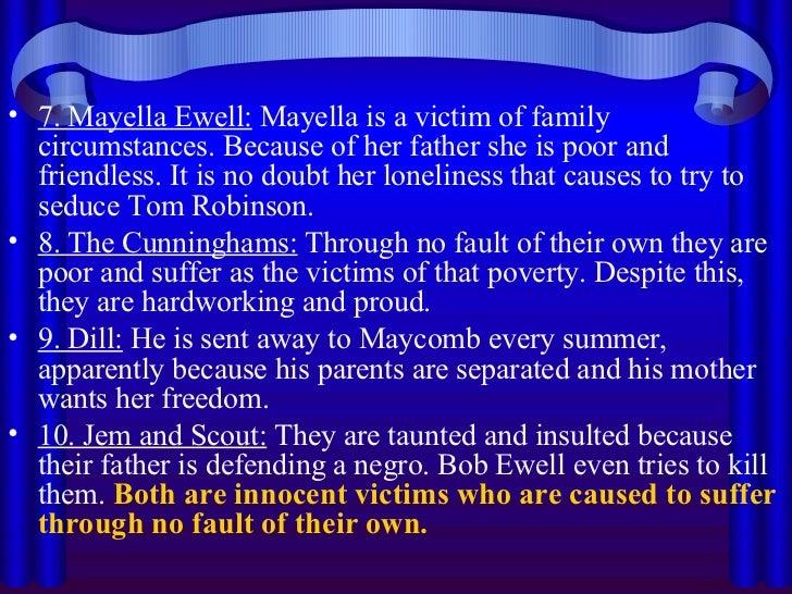 mayella ewell character analysis