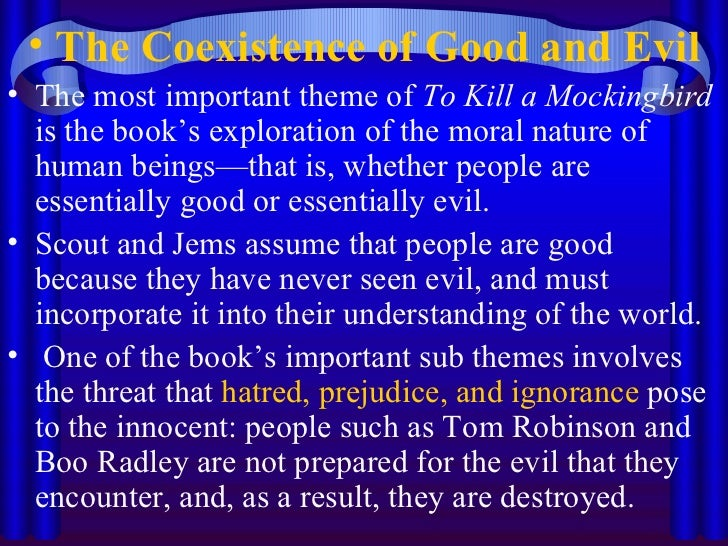 Essay about themes in to kill a mockingbird
