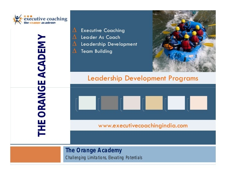 TOA Executive Coaching India Brochure