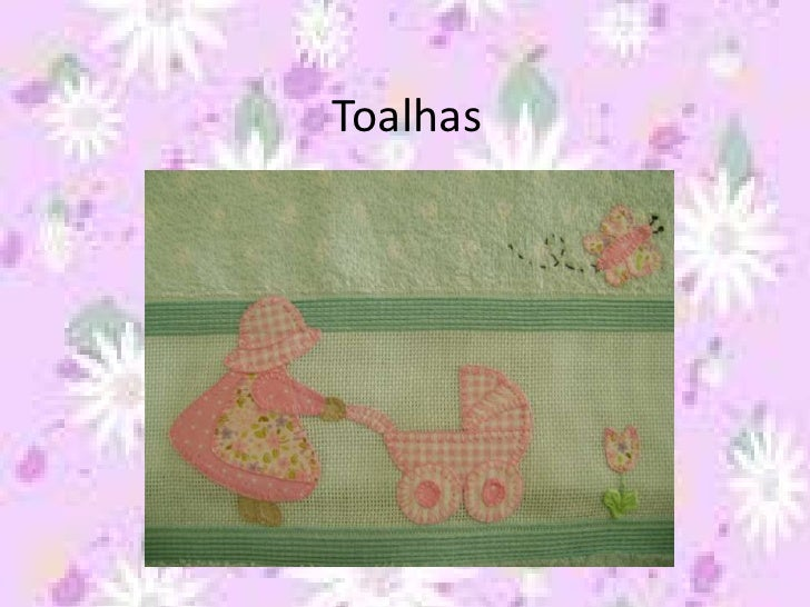 Toalhas<br />