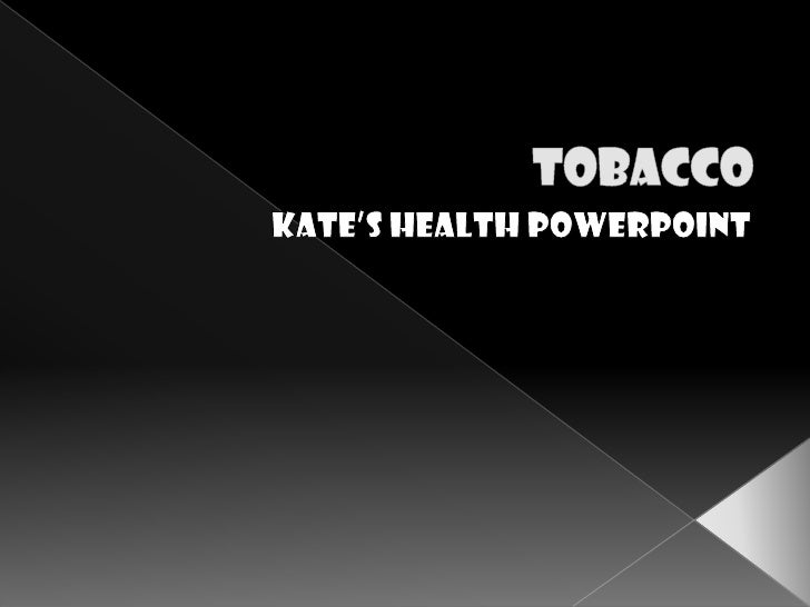 There are about 4000 chemicals in tobacco, and out of      the 100 identified poisons, 63 are known to cause     cancer  ...