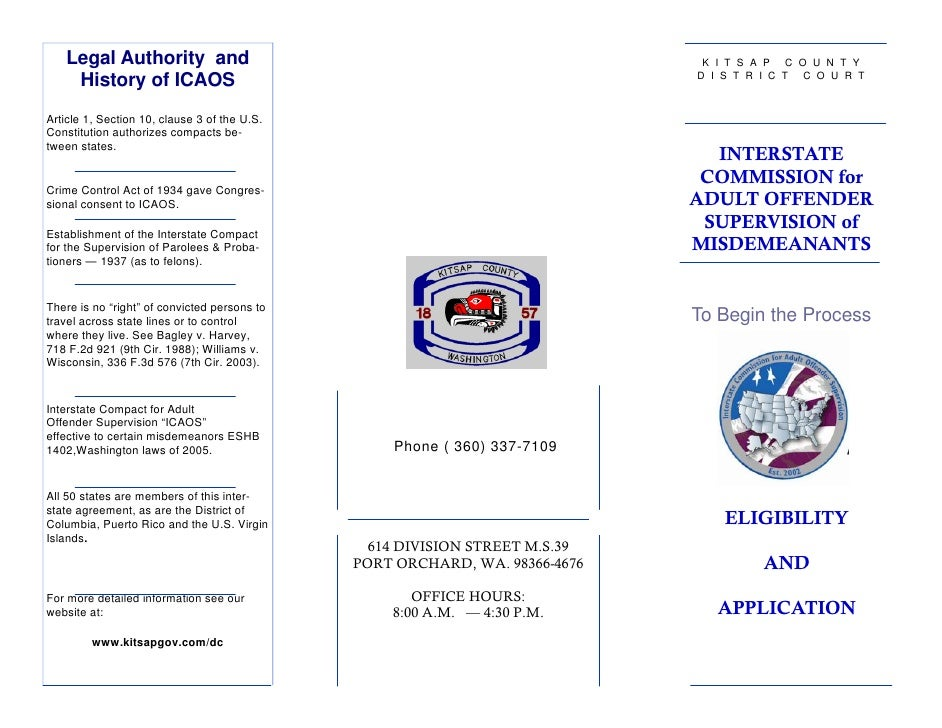 To Begin The Process Legal Authority And History Of Icaos