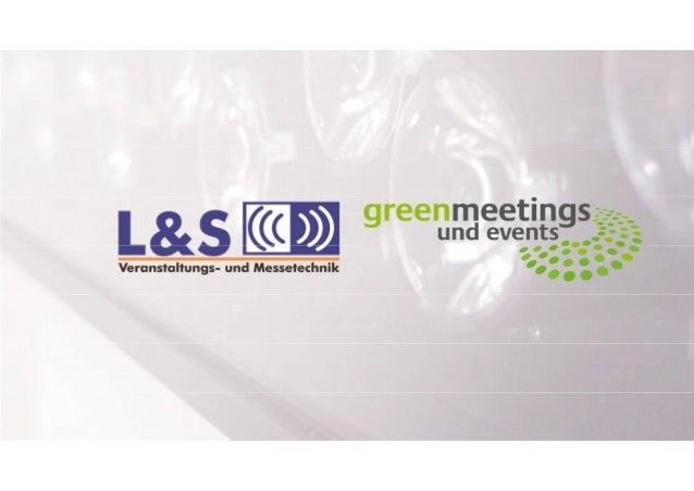 Ein Unternehmen,zwei Geschäftsfelder, viele Synergien:Veranstaltungstechnik               Messebau• Vermietung von Ton-, L...