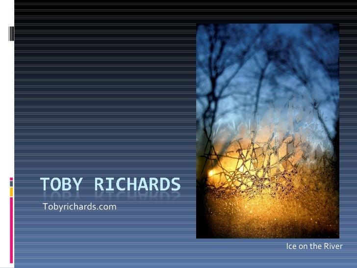 Toby Richards mini Portfolio