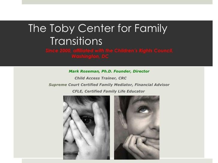 Toby Center