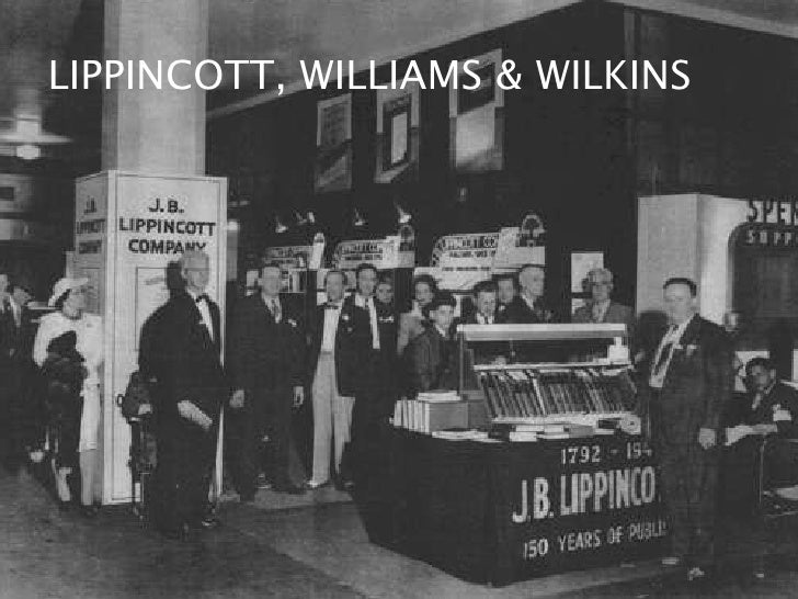 LIPPINCOTT, WILLIAMS & WILKINS