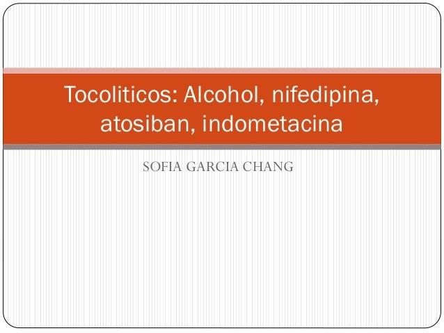 Tocoliticos