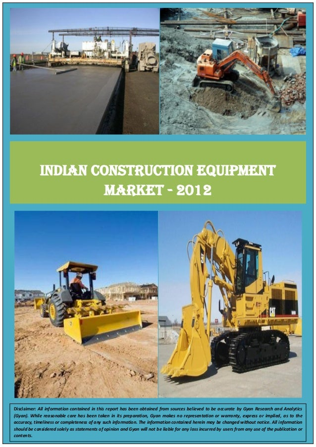indias construction equipment industry analysis He says the construction equipment manufacturing giant, the biggest seller in  india,  about the business outlook for the quarry and aggregates sector in india.