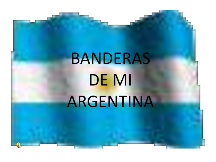 BANDERAS  DE MIARGENTINA