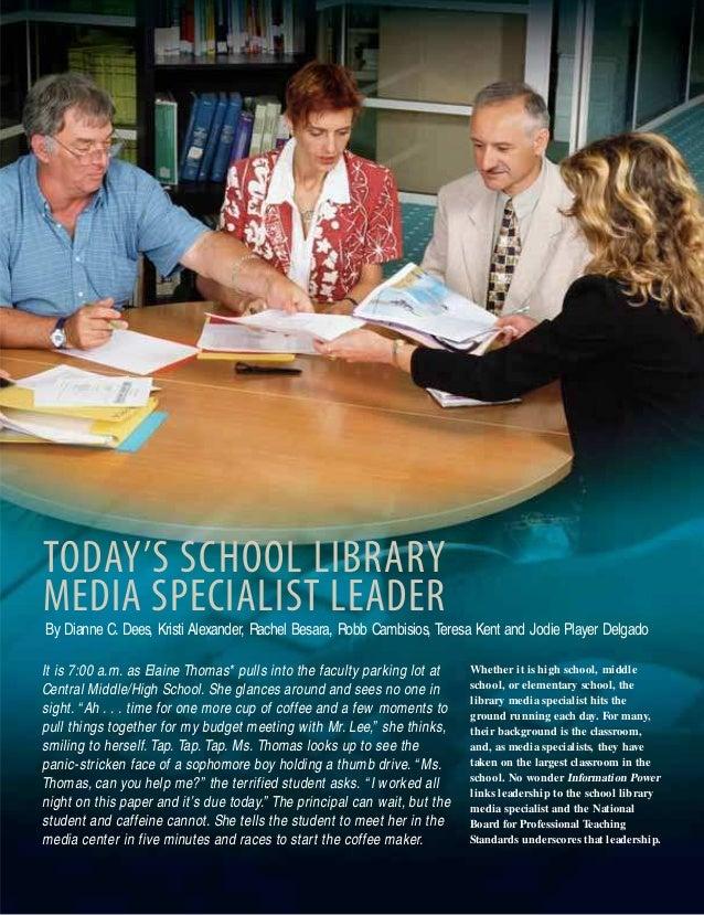 Todays school-library-media-leader