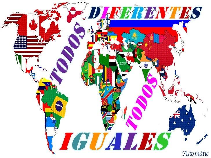 Todos Diferentes,Todos Iguales