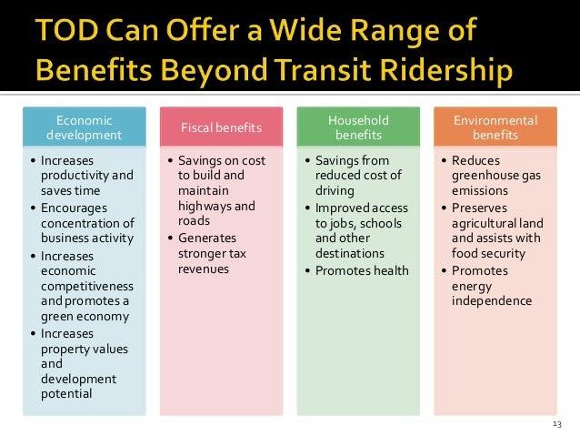 Hot topics transit oriented development Americas best storage