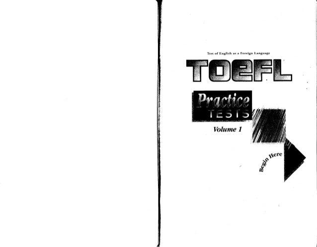 Toefl practicetests