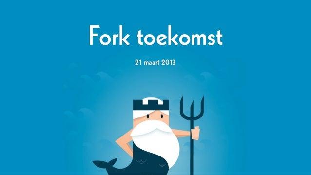 Toekomst Fork CMS