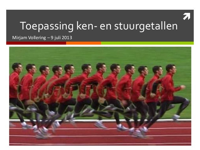 Toepassing Recruitment Stuurgetallen 130709def