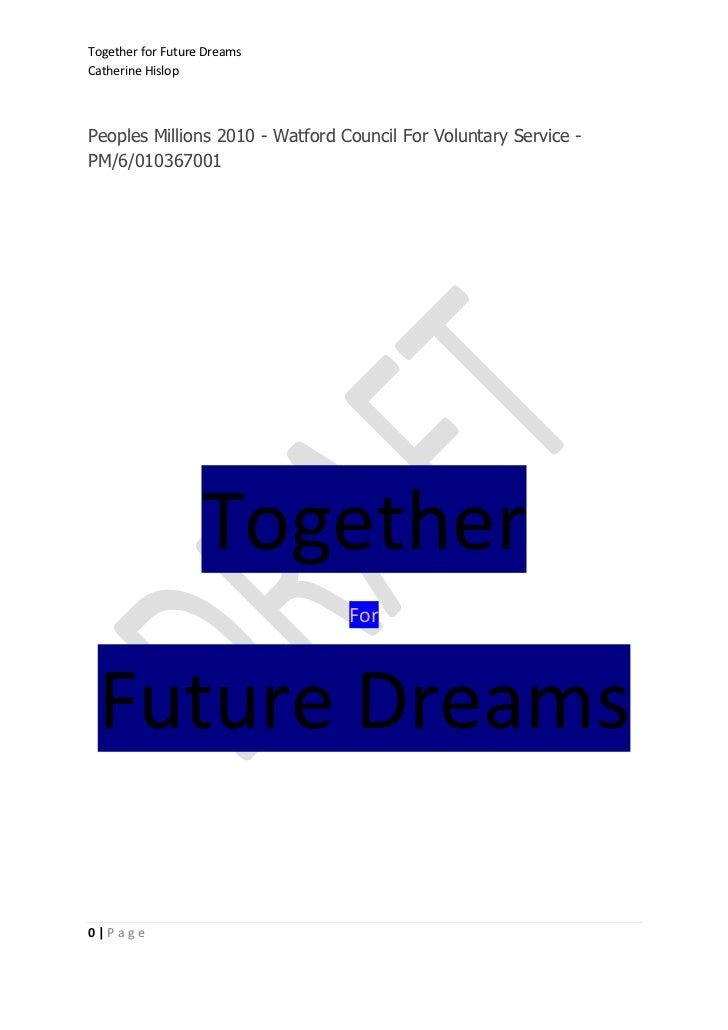 Together For Future Dreams[1][1]