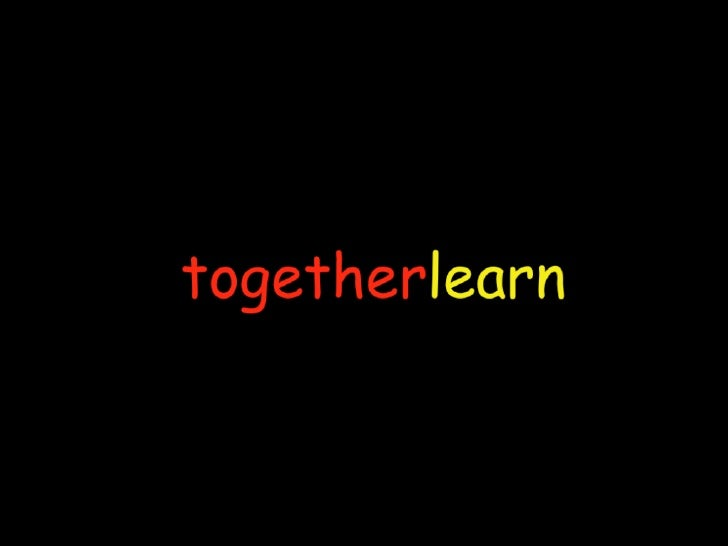 Togetherlearn Learntrends