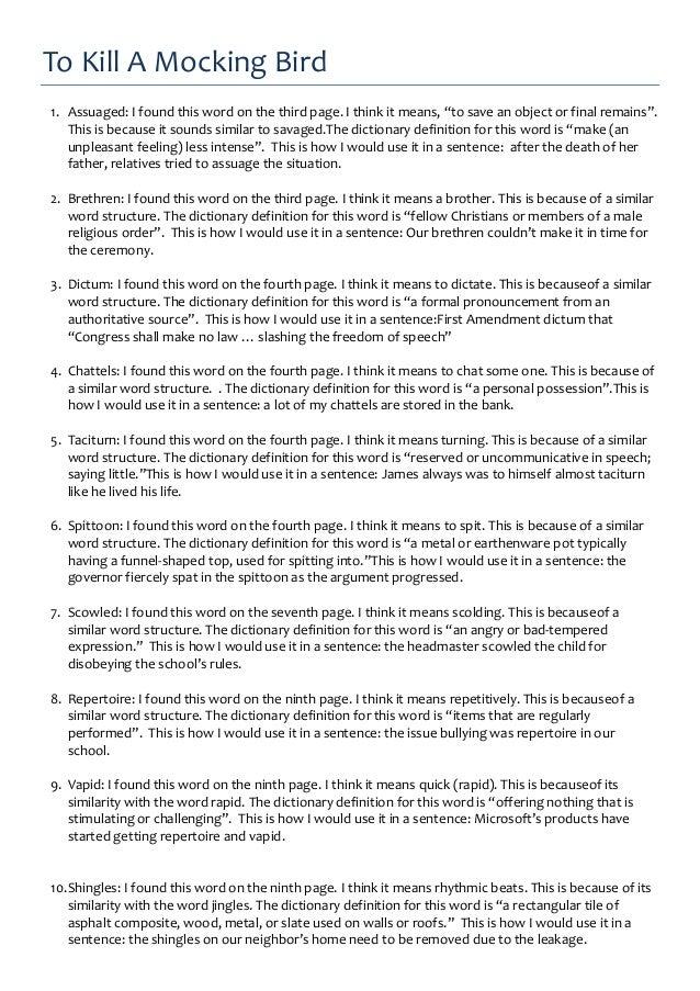 40 Vocabulary Articles