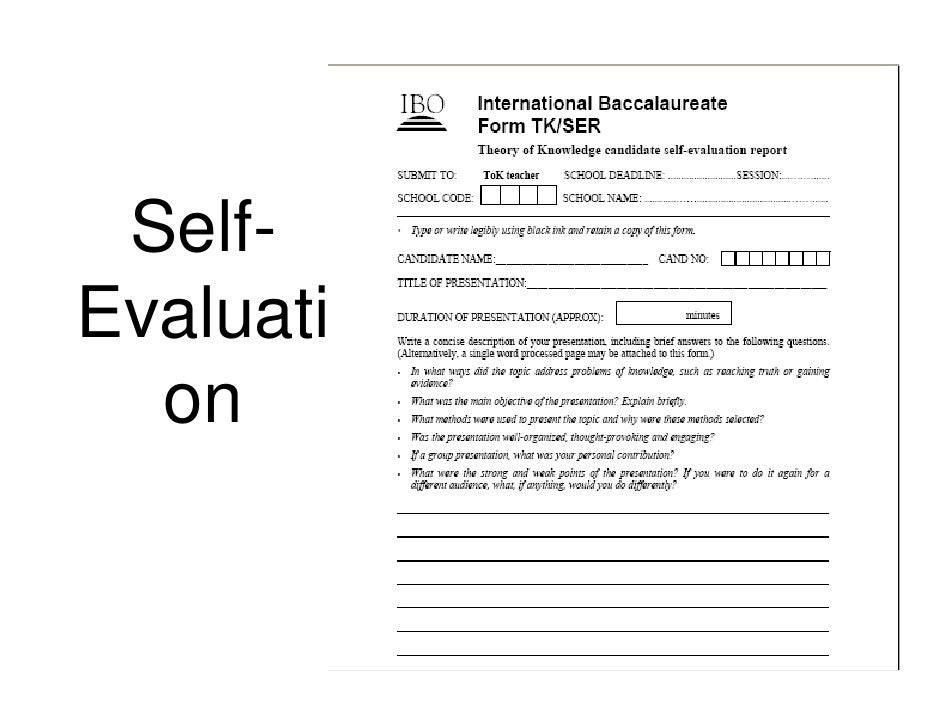 Tok Essay Planning Form Example - image 9