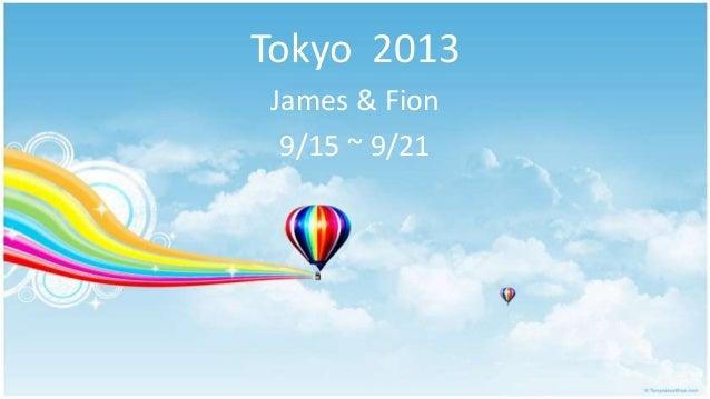 Tokyo2013