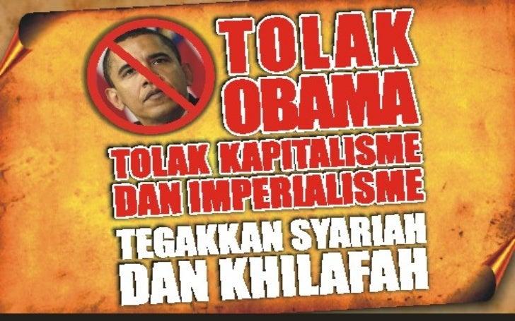 Obama Sang Penjajah