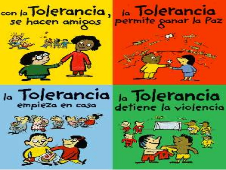 Que es tolerancia imagenes - Imagui