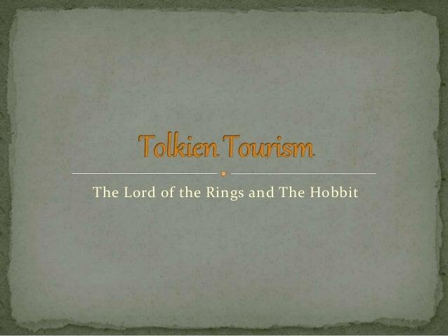 Tolkien tourism diana evzhenko
