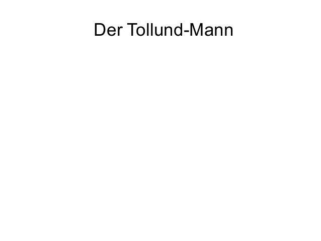 Der Tollund-Mann