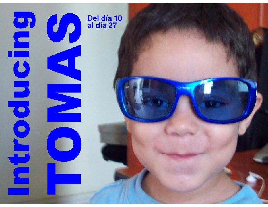Tomas Carvajalino - Dia 1