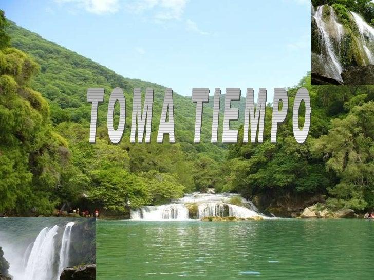 TOMA TIEMPO