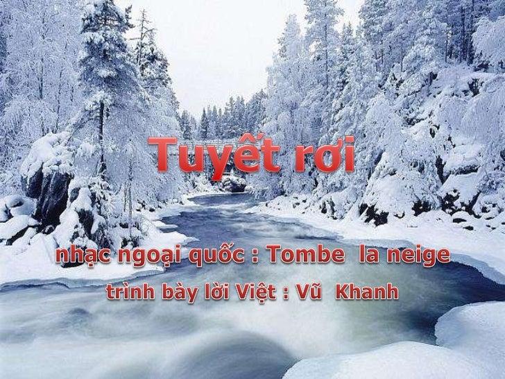 Tombe la-neige--tuyết-rơi-(lời-việt)