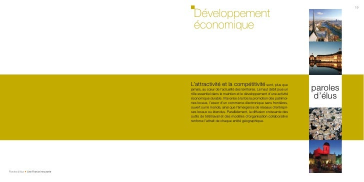 Tome 3 : Développement économique