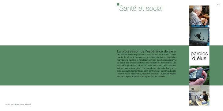 Tome 3 : Sante et social
