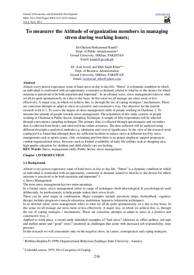 Journal of Economics and Sustainable Development www.iiste.org ISSN 2222-1700 (Paper) ISSN 2222-2855 (Online) Vol.4, No.8,...
