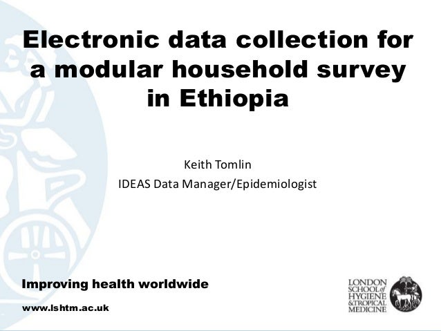 Electronic Data Collection For A Modular Household Survey. Measuring Social Media Success. Business Intelligence University. Flint Area School Employees Credit Union. Program Management Courses Seo Design Company