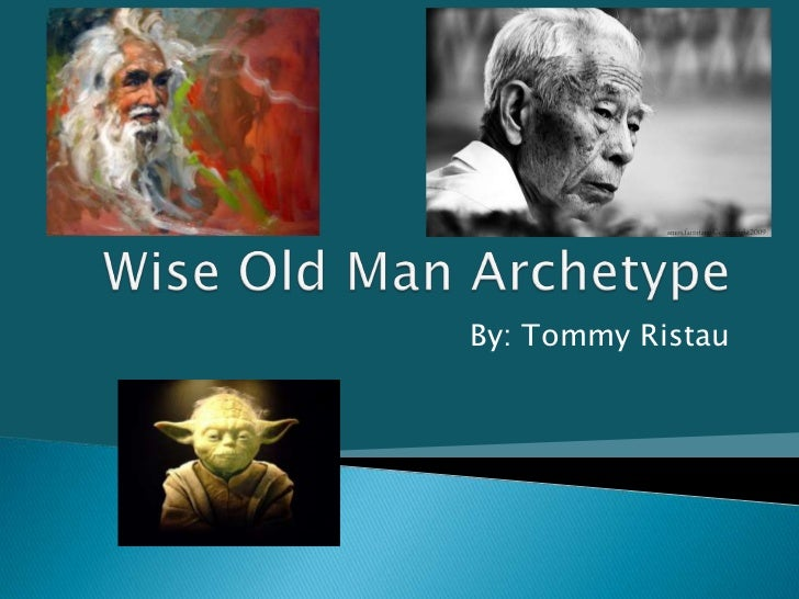 Wise Old Man- Tommy Ristau