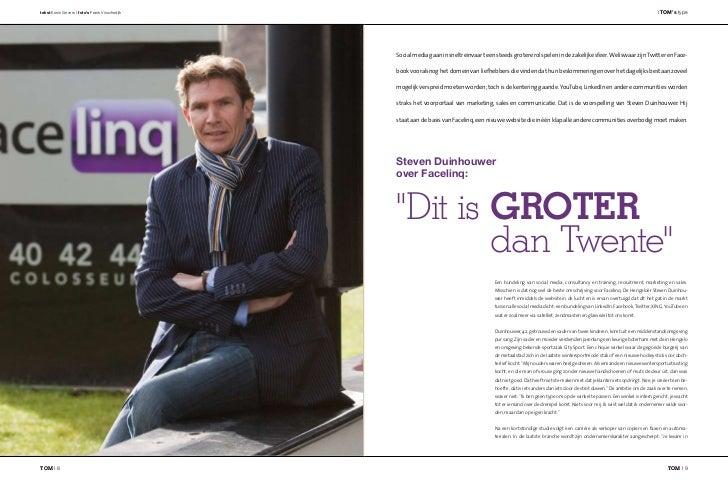 tekst Erwin Gevers I fotos Frank Visschedijk                                                                              ...